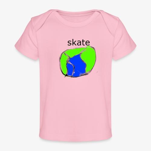 aiga cashier - Økologisk T-shirt til baby