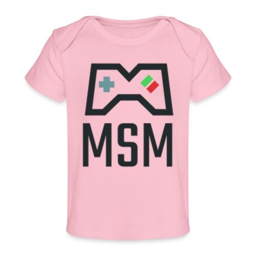 MSM GAMING CONTROLLER - Økologisk T-shirt til baby