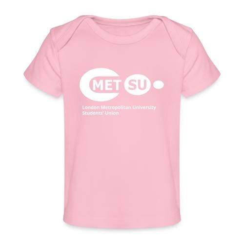 MetSU - London Metropolitan UniversitySU - Organic Baby T-Shirt