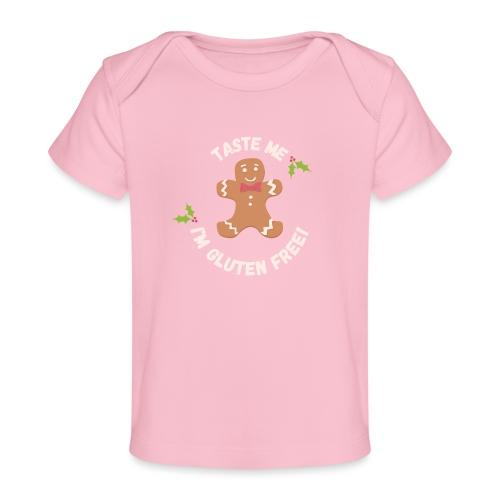Taste me Christmas - Baby Bio-T-Shirt