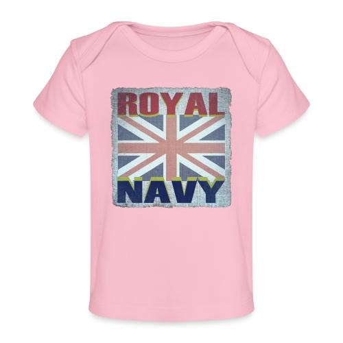 ROYAL NAVY - Organic Baby T-Shirt