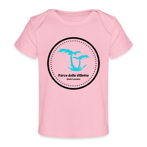 LOGO PARCO DELLE VILLETTE - Maglietta ecologica per neonato
