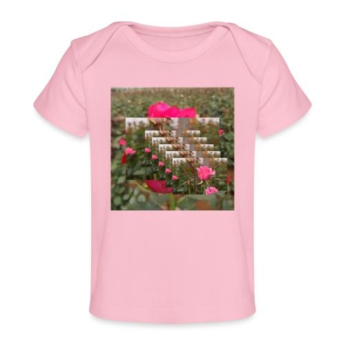 reste sig - Ekologisk T-shirt baby