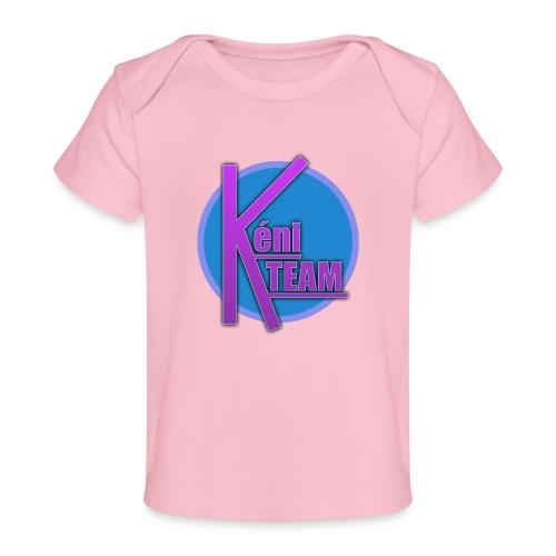 LOGO TEAM - T-shirt bio Bébé