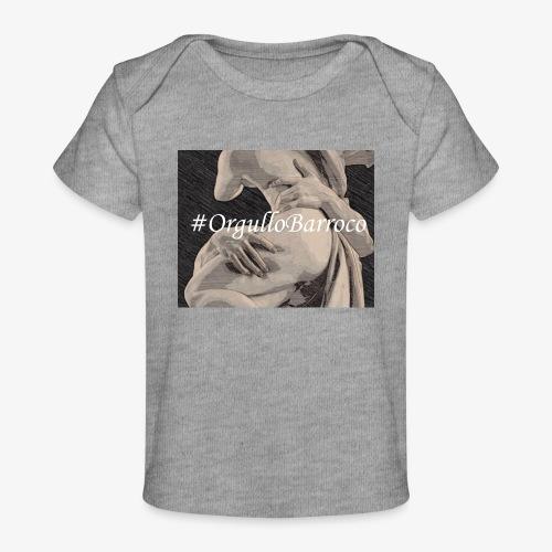 #OrgulloBarroco Proserpina - Camiseta orgánica para bebé