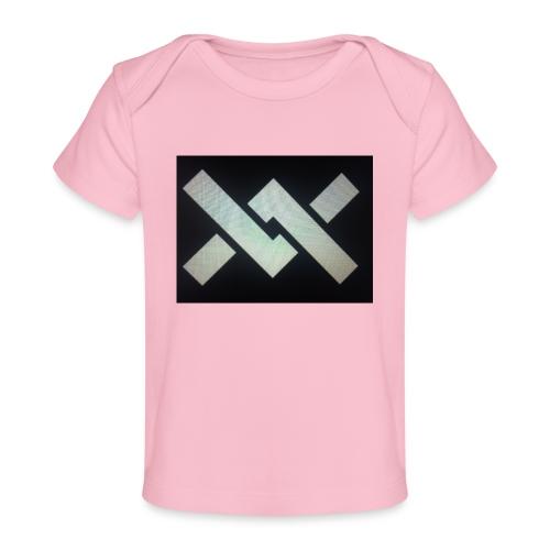 Original Movement Mens black t-shirt - Organic Baby T-Shirt