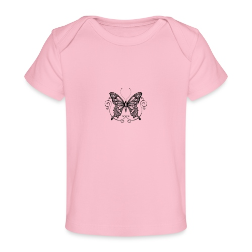 vlinder - Baby bio-T-shirt