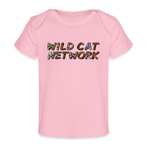 WildCatNetwork 1 - Organic Baby T-Shirt