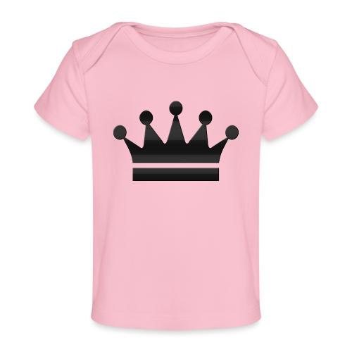 crown - Baby bio-T-shirt