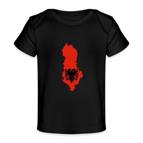 Albania - T-shirt bio Bébé