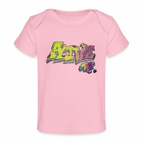 ALIVE TM Collab - Organic Baby T-Shirt