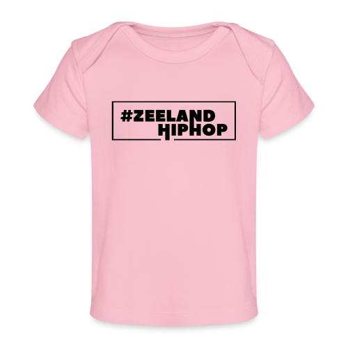 Zeeland Hiphop Baby - Baby bio-T-shirt