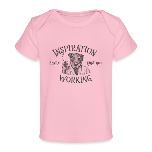 Inspiration - Ekologisk T-shirt baby
