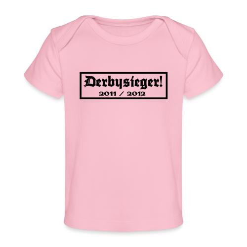 Derbysieger 2012 - Baby Bio-T-Shirt