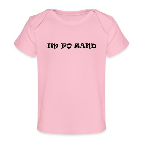 IM PO SAND Unterwäsche - Baby Bio-T-Shirt