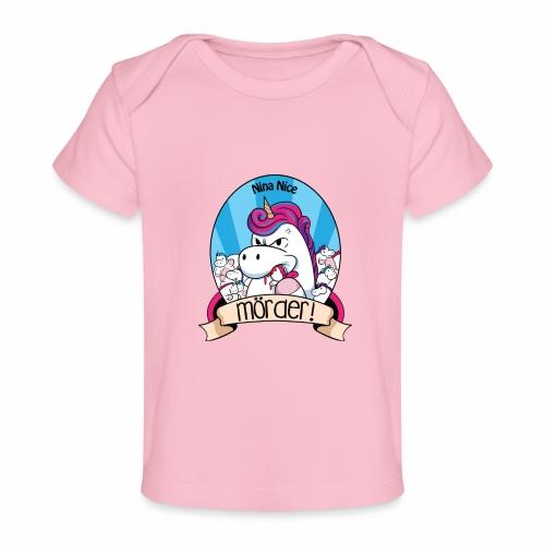 Murder Unicorn - Baby Bio-T-Shirt