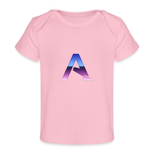 logga 3 - Ekologisk T-shirt baby