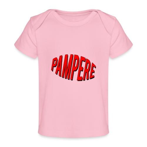 pampere - Ekologiczna koszulka dla niemowląt
