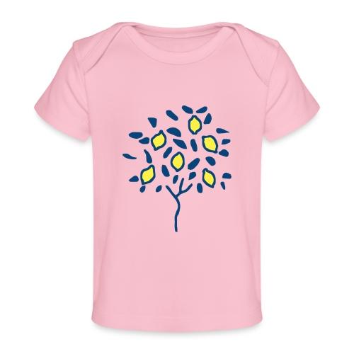 Citron - T-shirt bio Bébé