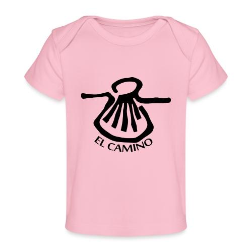 El Camino - Økologisk T-shirt til baby