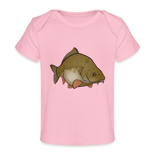 Red River: Carp - Organic Baby T-Shirt