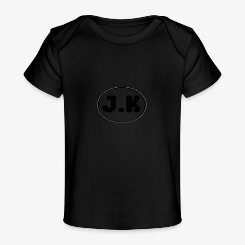 J K - Organic Baby T-Shirt