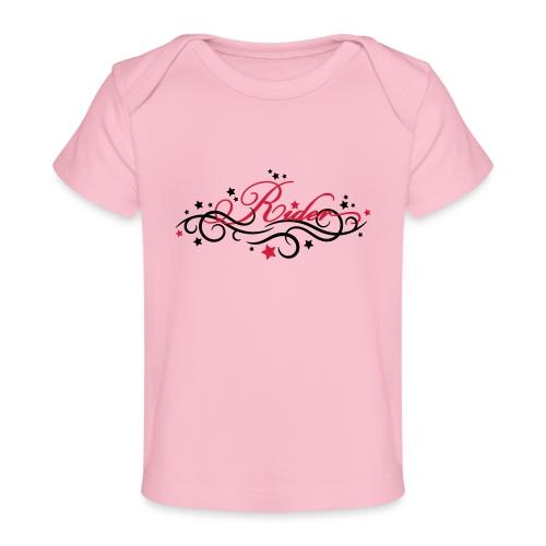 Rider - Baby Bio-T-Shirt