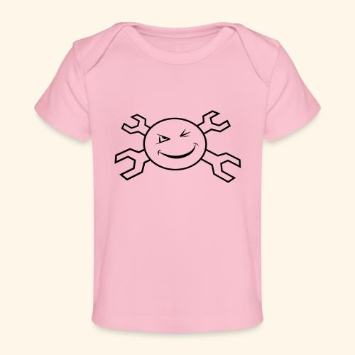 logo_atp_black - Organic Baby T-Shirt