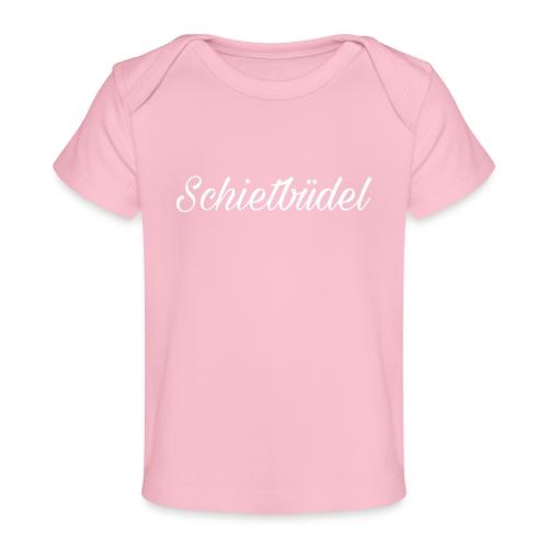 Schietbüdel - Baby Bio-T-Shirt