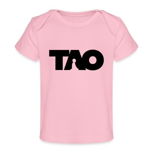 Tao meditation - T-shirt bio Bébé