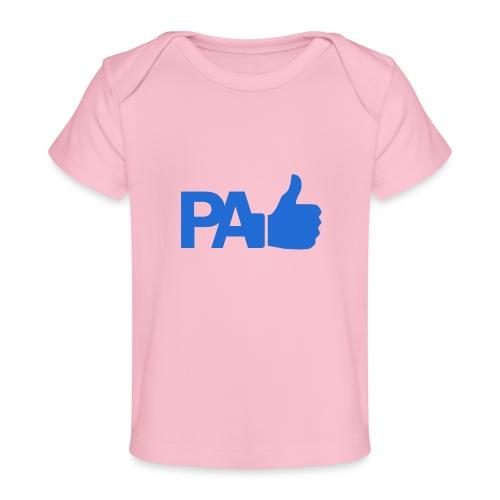 PaLike - Camiseta orgánica para bebé