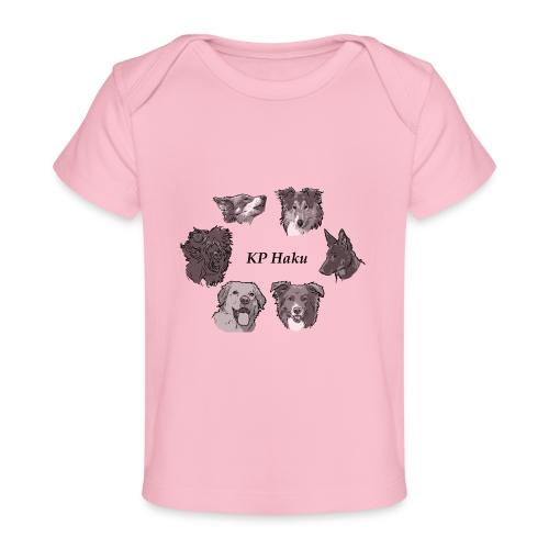 Tintti - Vauvojen luomu-t-paita