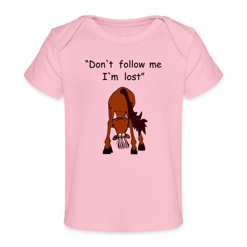 lost - Baby Bio-T-Shirt
