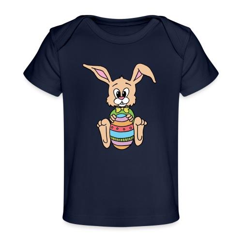 Easter Bunny Shirt - Baby Bio-T-Shirt