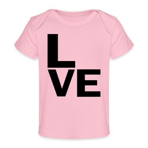 Love - Baby Bio-T-Shirt
