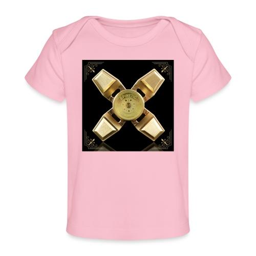 Spinneri paita - Vauvojen luomu-t-paita