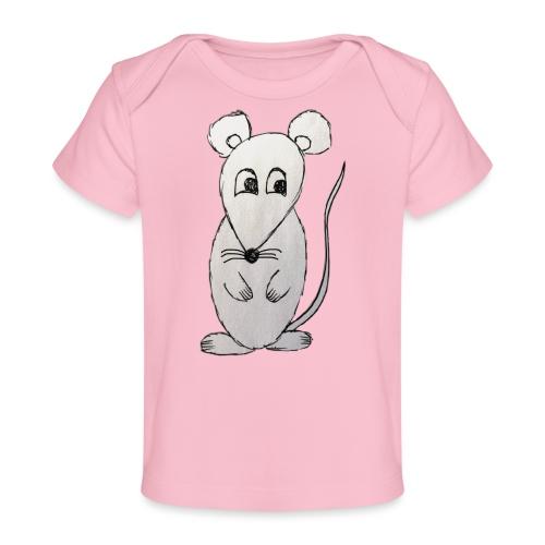LackyMouse - Baby Bio-T-Shirt