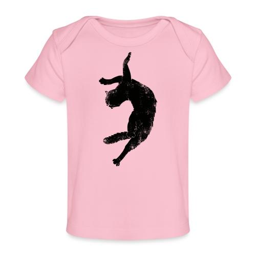 Flying cat - Ekologisk T-shirt baby
