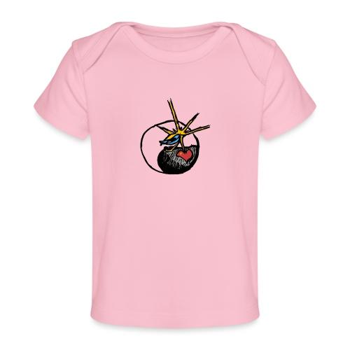 Mindfackt logo - Vauvojen luomu-t-paita