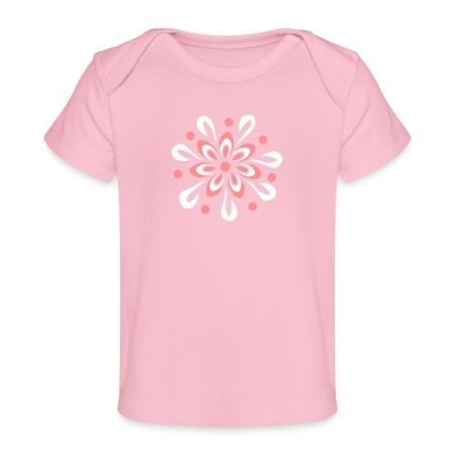 flowerpower - Baby Bio-T-Shirt