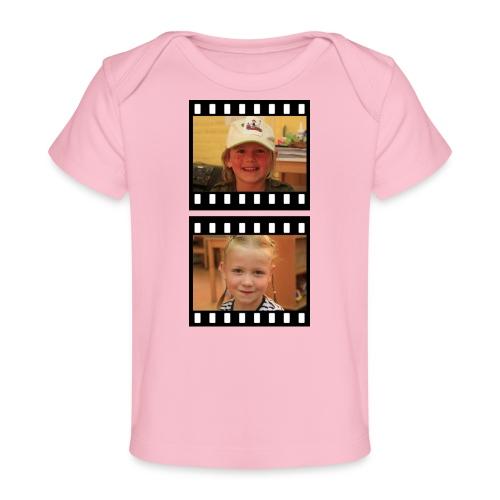 lente tess png - Baby bio-T-shirt