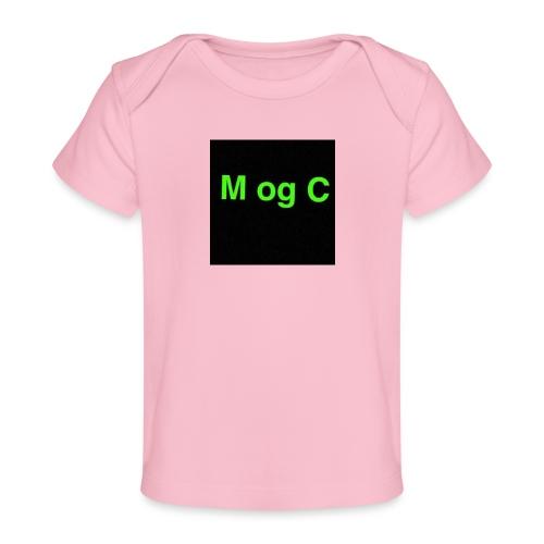 mogc - Økologisk T-shirt til baby