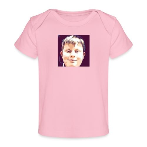 LuradoTV Logo - Organic Baby T-Shirt