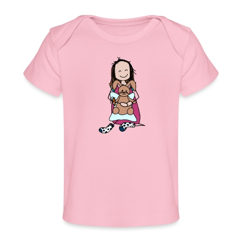 Gute Nacht, LOTTE! - Baby Bio-T-Shirt