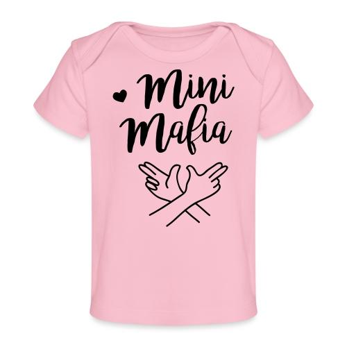 Mini-Mafia Langarmshirt (Teenager) - Baby Bio-T-Shirt