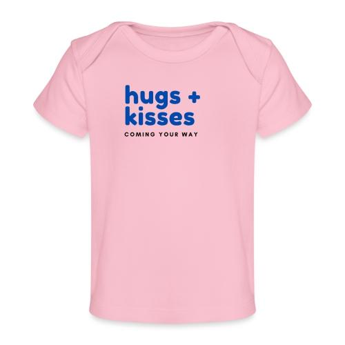 hugs - Økologisk T-shirt til baby