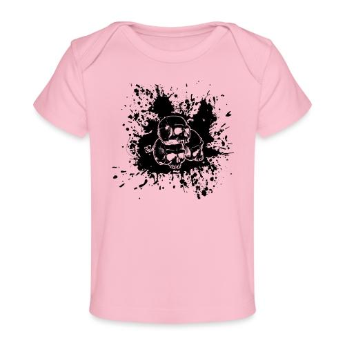 Skulls - T-shirt bio Bébé