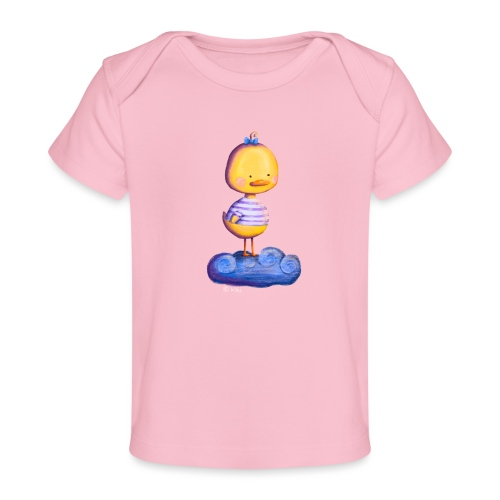 Entchen im Traumland - Baby Bio-T-Shirt