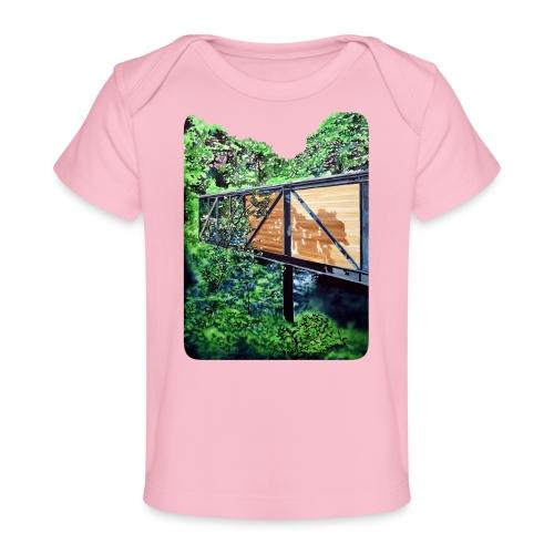 by Eamon O'Kane - Økologisk T-shirt til baby