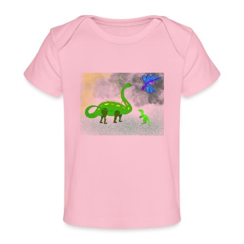 Theo & Mama - Baby Bio-T-Shirt